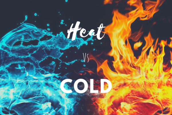 Treating Pain with Heat and Cold