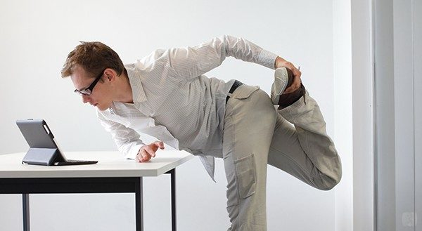 3 Quick & Easy Workplace Stretches