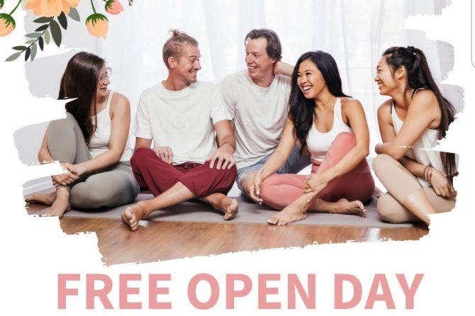 FREE OPEN DAY AT INDIGO SOUL WELLNESS